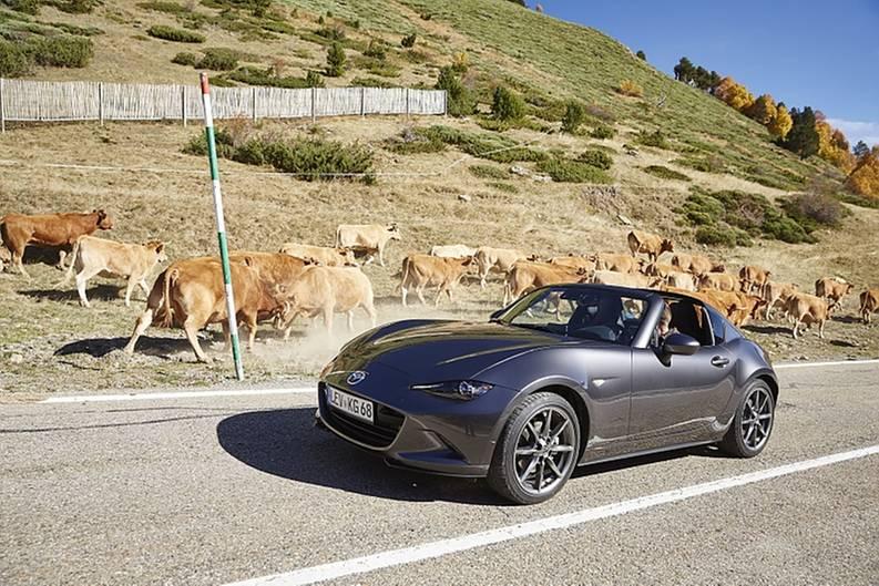 Mazda MX-5 RF 2.0 - 118 kW / 160 PS