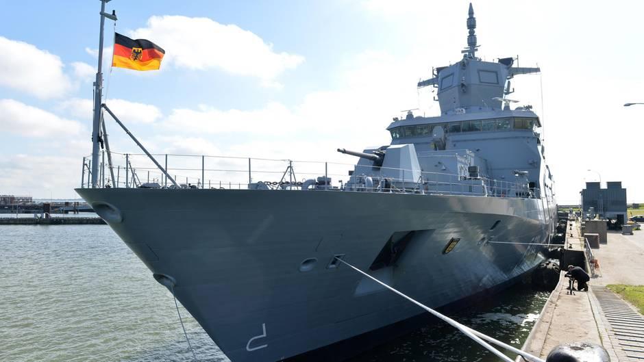 Die Baden-Württemberg-Klasse, kurz F125 genannt, ist die neue Fregatten-Klasse der Deutschen Marine.