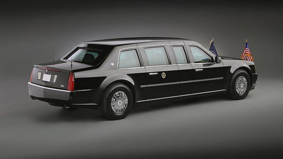 2009 Cadillac Presidental Limousine