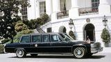 1984 Cadillac Fleetwood SeventyFive Presidental Limo