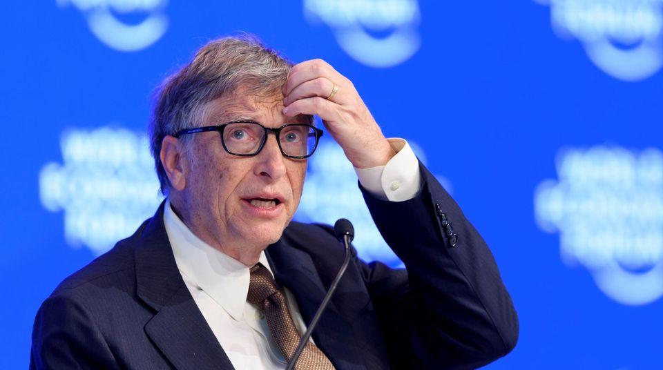 Bill Gates gilt als der reichste Mann der Welt