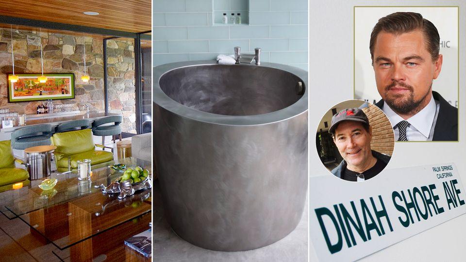 Edel-AirBnB in Palm Springs: Dieser Hausmeister zeigt uns die Villa von Leonardo DiCaprio