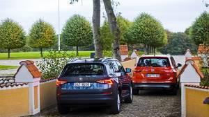 Vergleichstest VW Tiguan - Skoda Kodiaq