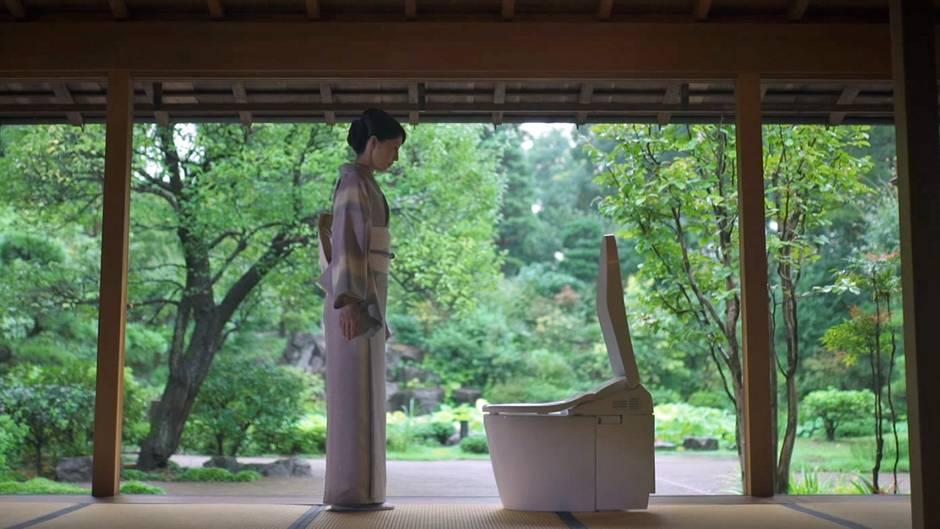 Diese Japan Toilette Kostet 11 000 Euro Und Ist Jeden Cent Wert