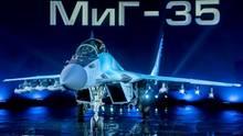 Der Jet wurde in Gegenwart von Präsident Putin vorgestellt.