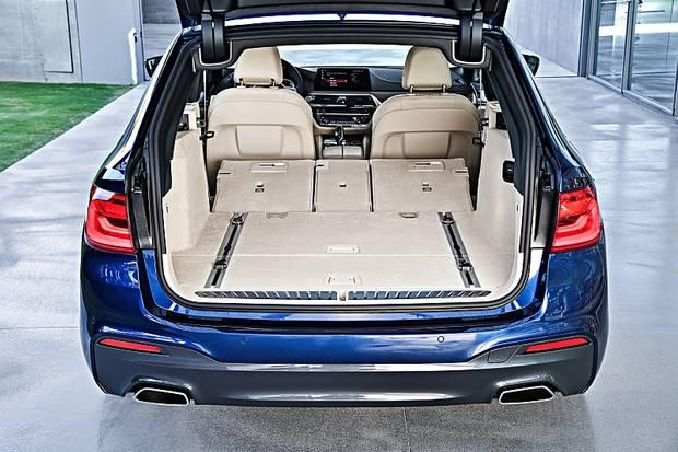 BMW 5er Touring / Platz im Überfluss