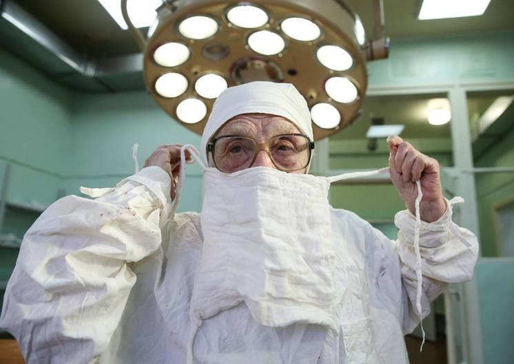 An vier Tagen in der Woche gehört der Operationssaal Alla.