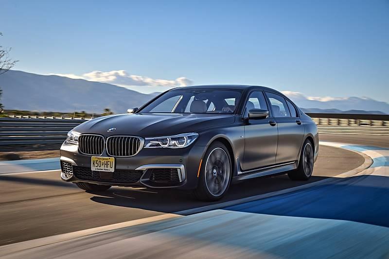 BMW M 760 Li xDrive - 305 km/h Spitze