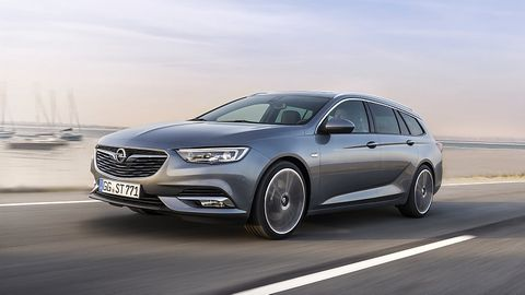 Opel Insignia Sports Tourer - auch Allradantrieb ist verfügbar