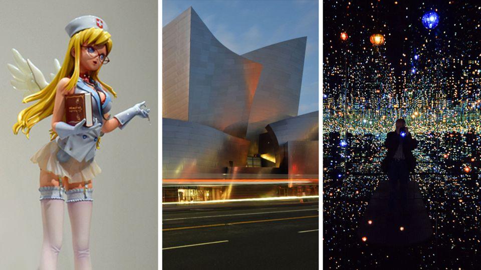 Reiseziel Kalifornien: Los Angeles: Die Traumziele jenseits von Hollywood