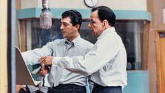 Frank Sinatra und Dean Martin