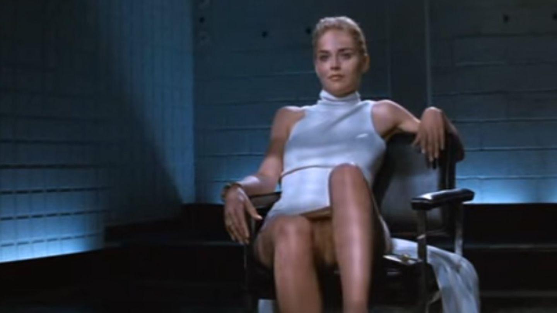 Sharon Stone  nackt