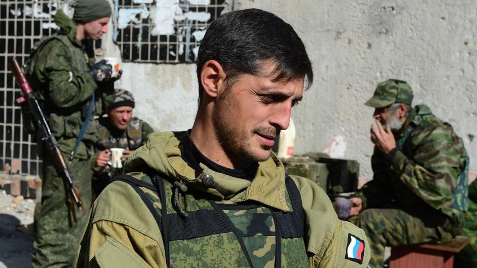Ukraine: Der berüchtigte Separatisten-Kommandeur Michail Tolstych wurde am 8. Februar ermordet