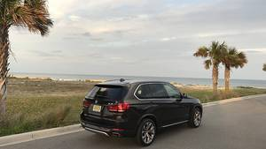 BMW X5 xDrive 40e - unterwegs in Florida