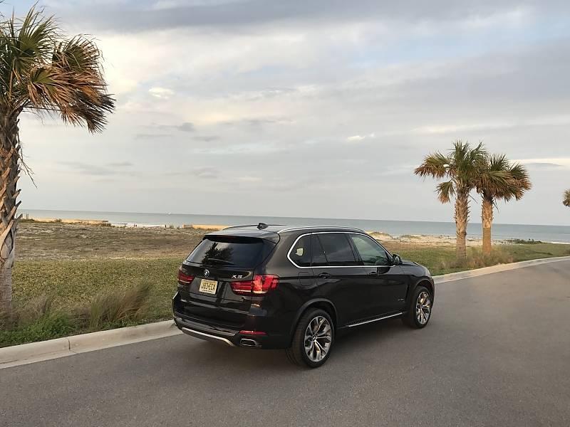 BMW X5 xDrive 40e - unterwegs in Florida