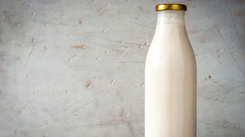 Milch  Im Gefrierschrank: 3 Monate  Im Kühlschrank: eine Woche