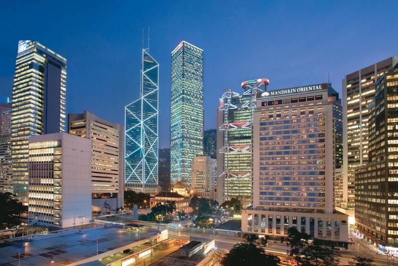 Mandarin Oriental Hongkong