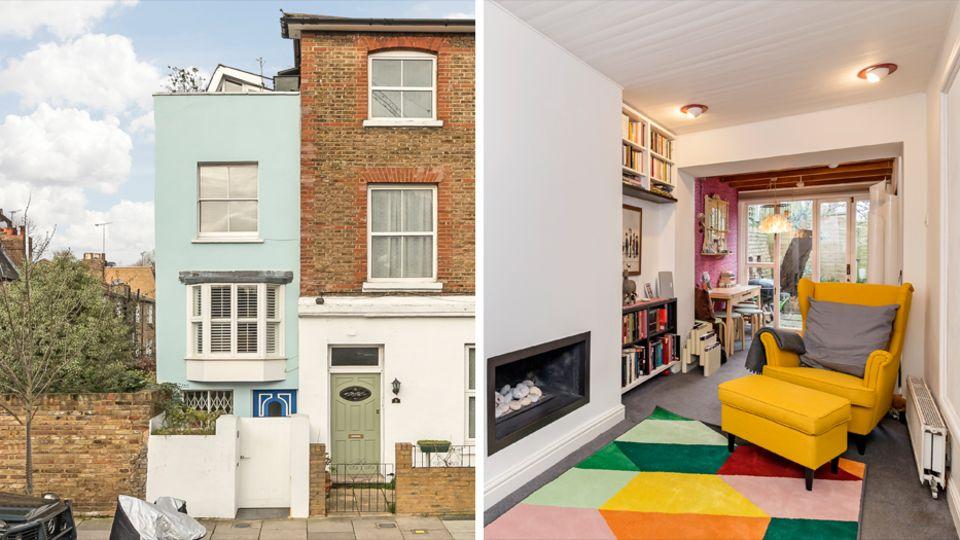 Immobilien-Markt: Dieses Haus ist zwei Meter breit und kostet eine Million