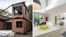 Haus Aus Container so cool ist das bauen mit alten containern de