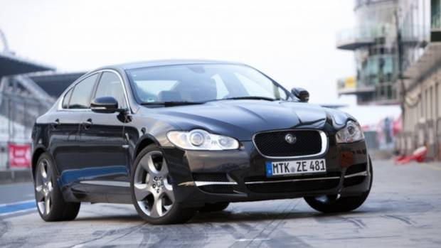 Jaguar XF 3.0 Diesel S Pace - auch er schafft Euro6 nicht