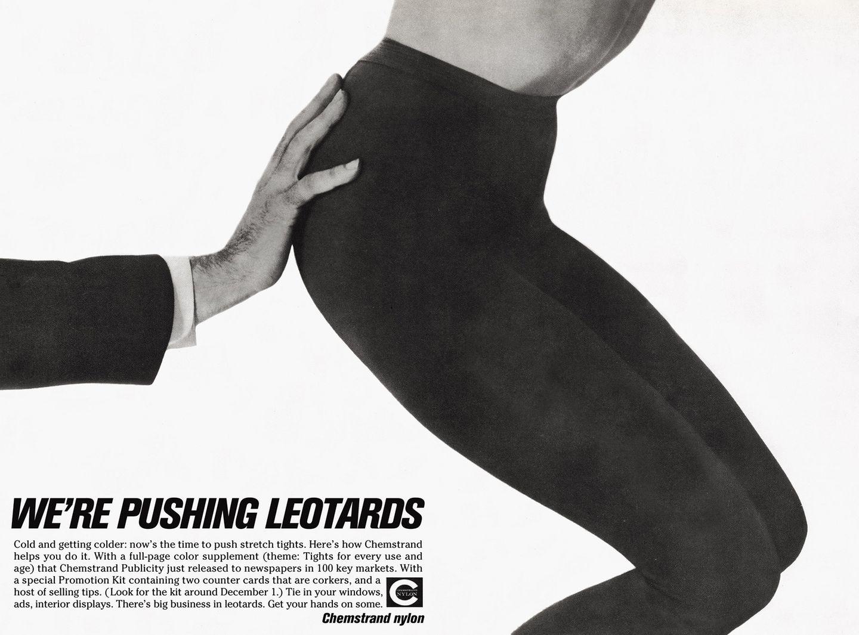 Werbung  Chemstrand, 1959
