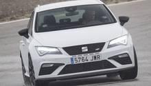 Seat Leon Cupra - nur der Kombi ist mit Allradantrieb zu bekommen