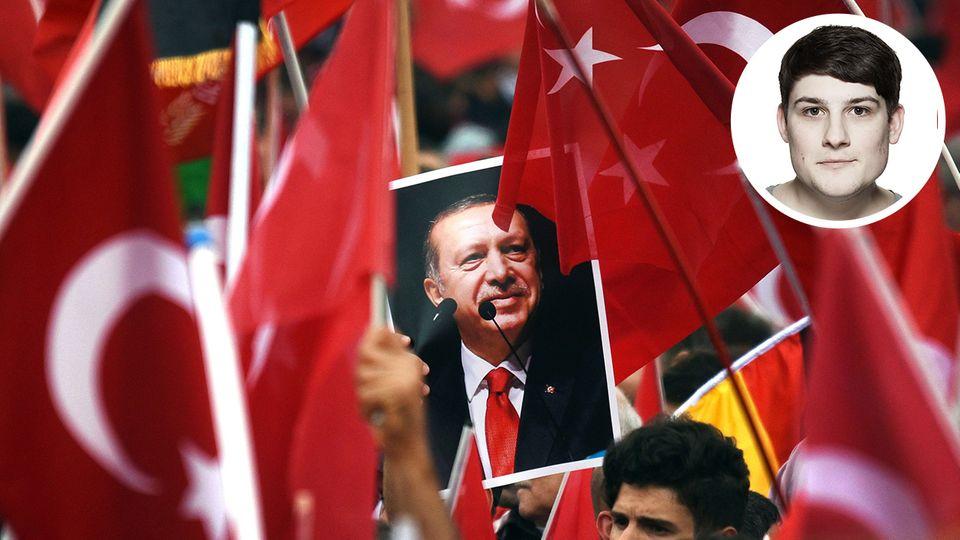 Raphael Geiger war zuletzt stern-Korrespondent in der Türkei