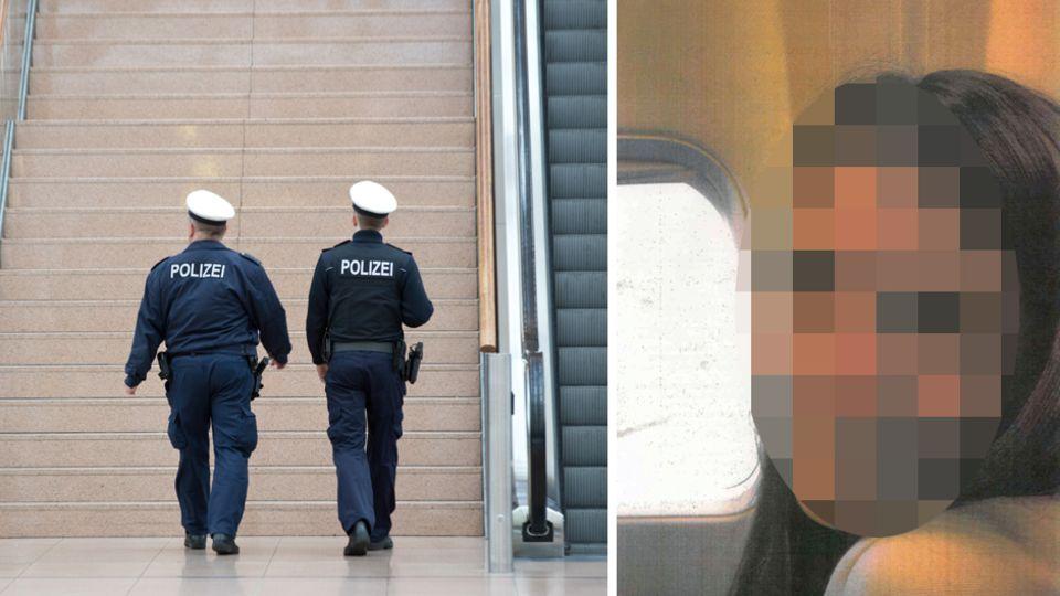 Am Samstag verschwand die 17-jährige Norwegerin Zahra Norr Kiani am Hamburger Flughafen
