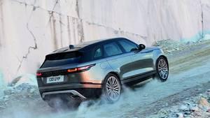 Der Range Rover Velar schließt die Lücke zwischen den Range Rover Evoque und dem Discovery
