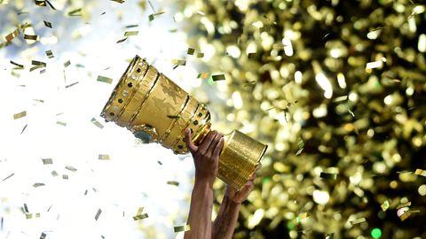 Die Halbfinals des DFB-Pokal wurden bereits gelost, doch ein Viertelfinale muss noch gespielt werden