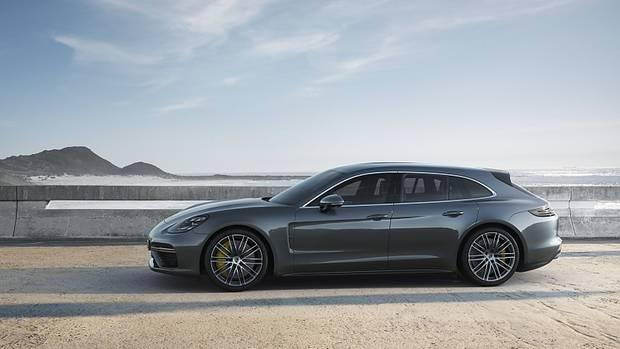 Porsche Panamera Sport Turismo - 5,05 Meter lang