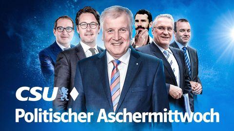 Horst Seehofer und die CSU-Granten