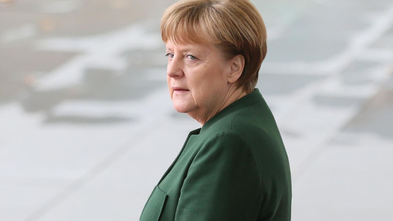 Angela Merkel in Berlin. Die Bundeskanzlerin reist zu Gesprächen nach Ägypten.
