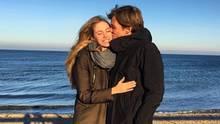 Clemens Fritz und Alena Gerber