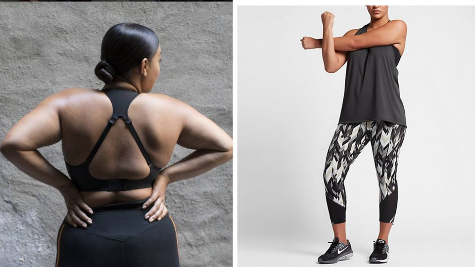 Nike Plus Size Collection