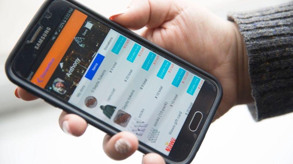 Sozial via Bluetooth: Diese App hilft Obdachlosen, von der Straße zu kommen