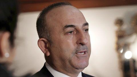 Türkei Mevlüt Cavusoglu