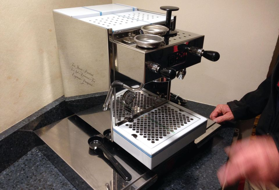 Tom Hanks Kaffeemaschine