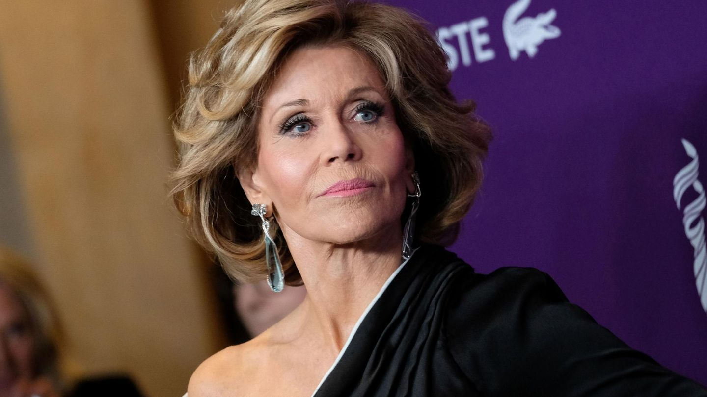 Fonda  nackt Jane 41 Hottest