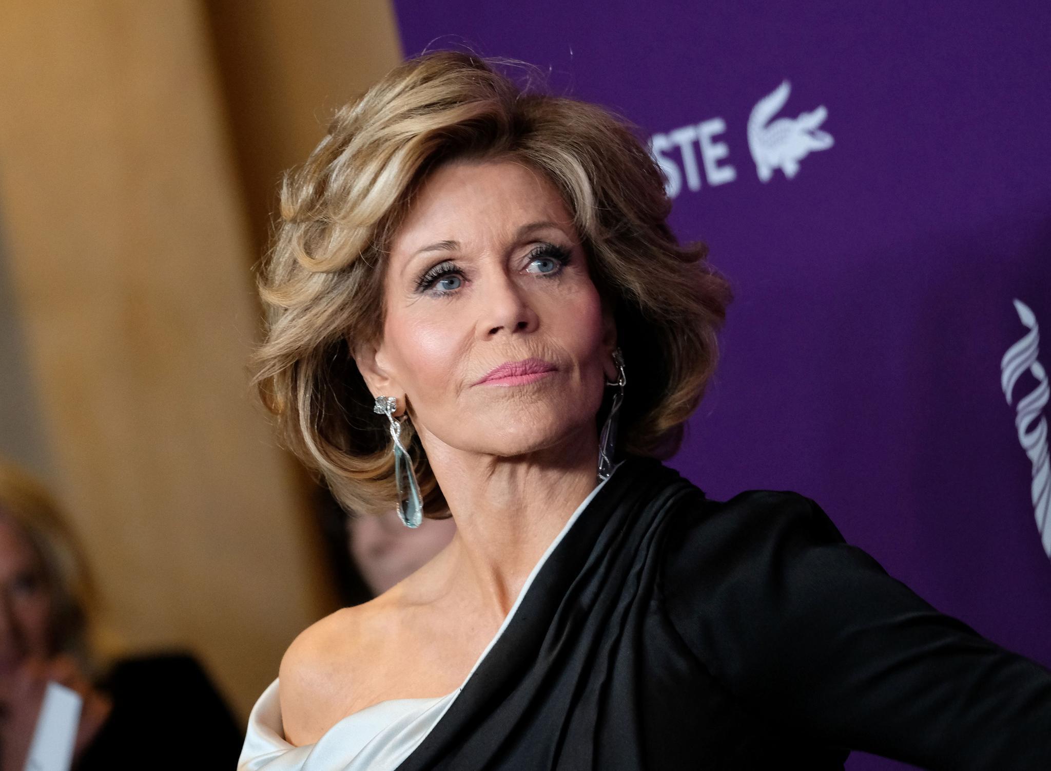 """Jane Fonda schockt mit Misshandlungs Bekenntnis """"Ich wurde"""