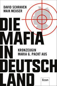 """Das Buch """"Mafia in Deutschland"""""""