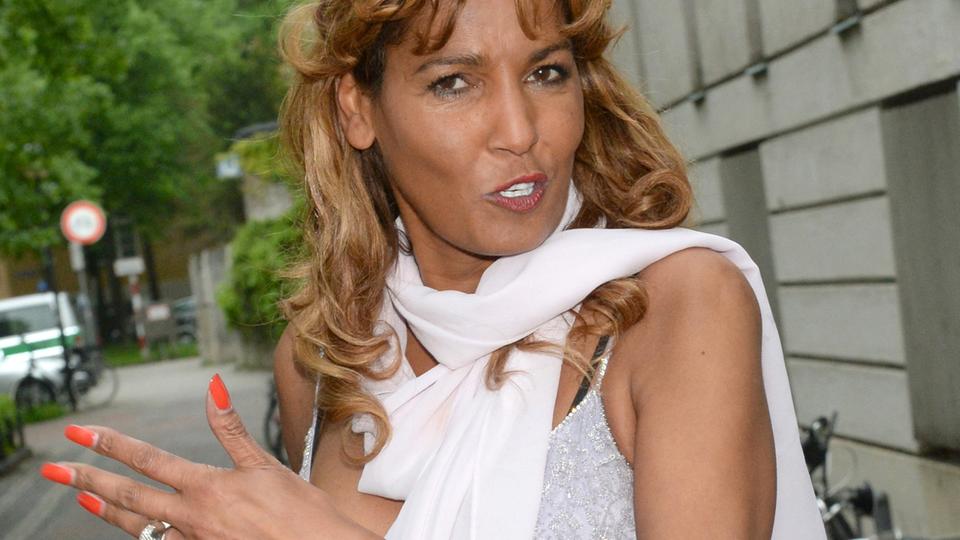 "Nadja Abd el Farrag, genannt ""Naddel"""