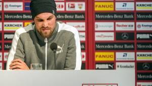 Kevin Großkreutz: Tränen zum Abschied vom VfB und wohl auch vom Profifußball