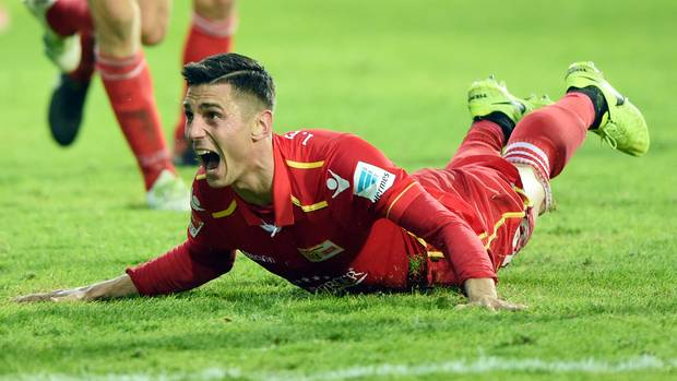Zweite Bundesliga: Union Berlin holt sich mit Sieg einen Aufstiegsplatz