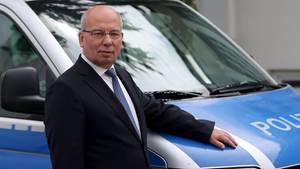 Der Chef der Deutschen Polizeigewerkschaft, Rainer Wendt