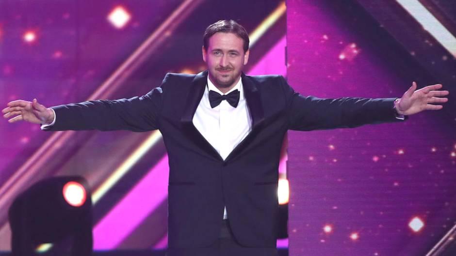Goldene Kamera Joko und Klaas wollen Streich um falschen Ryan Gosling erklären