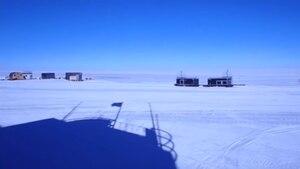 Forschungsstation Südpol Antarktis