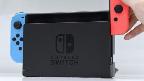 """Die neue Nintendo Spielekonsole """"Switch"""""""