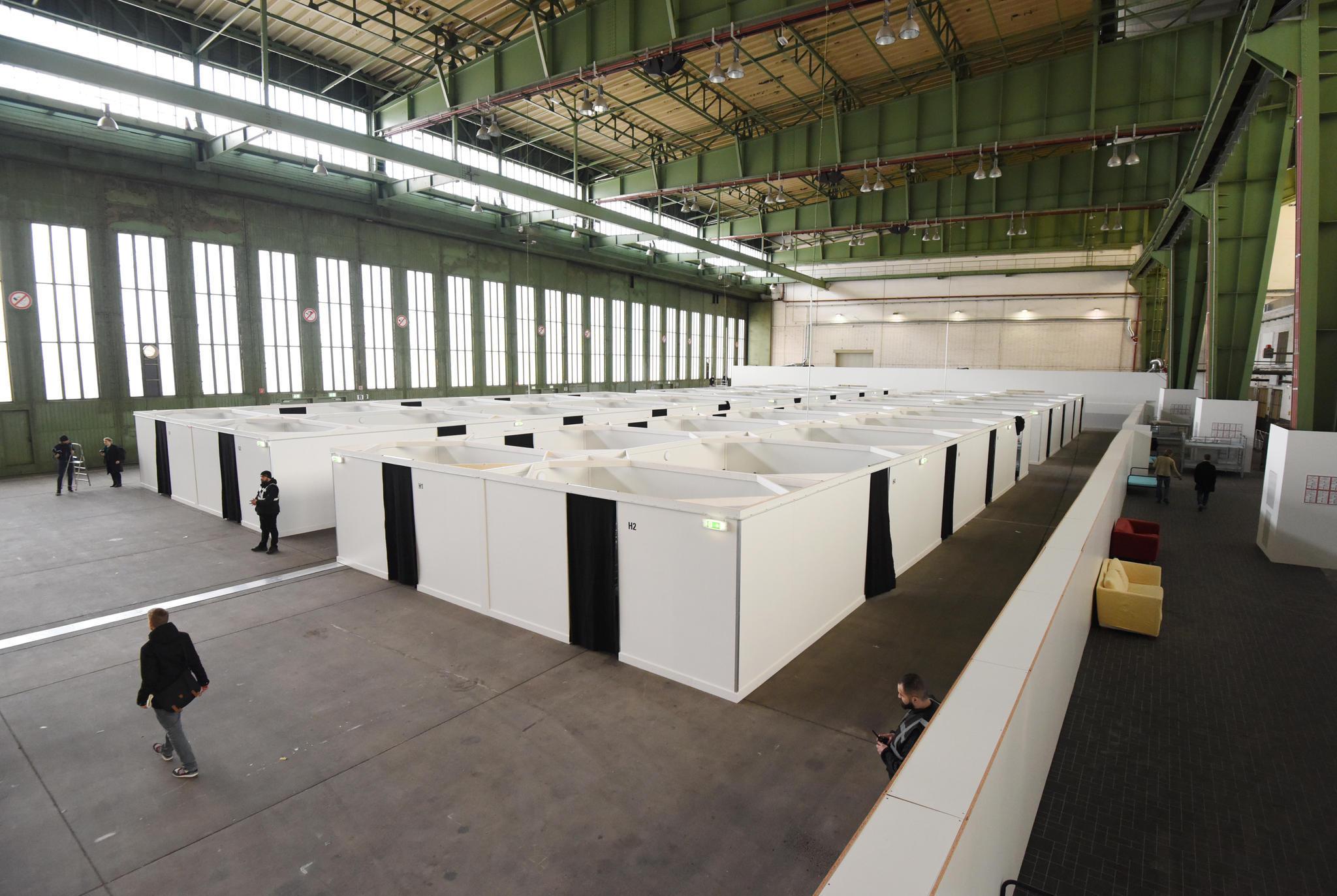 Berlin: Millionen nach Zypern für eine leere Flüchtlingsunterkunft ...