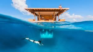 The Underwater Room